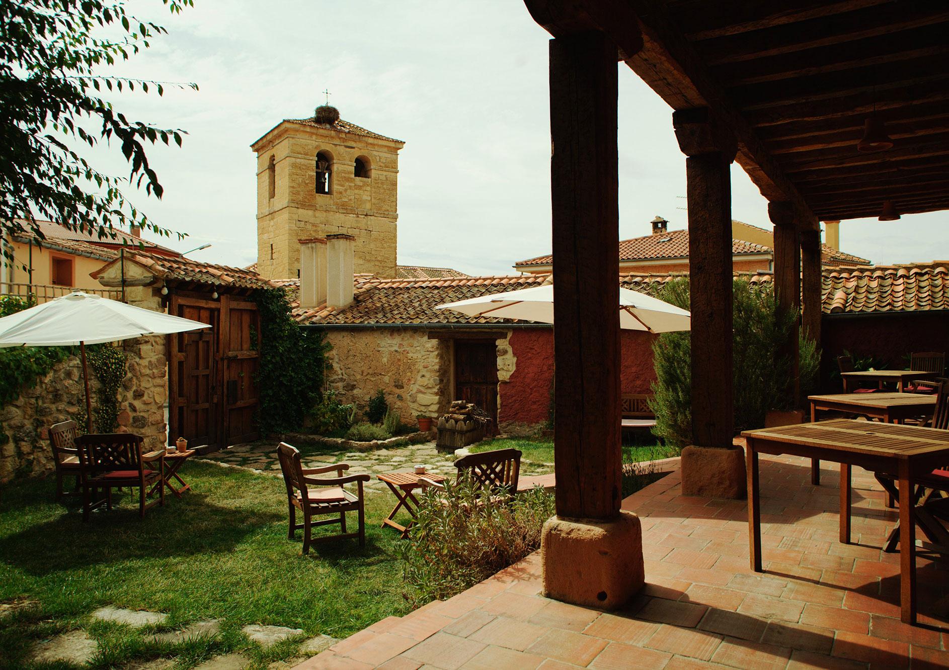c47ba2faa13e7 Hotel Rural en Segovia -La Casona de Espirdo  A sólo 6 km de la capital